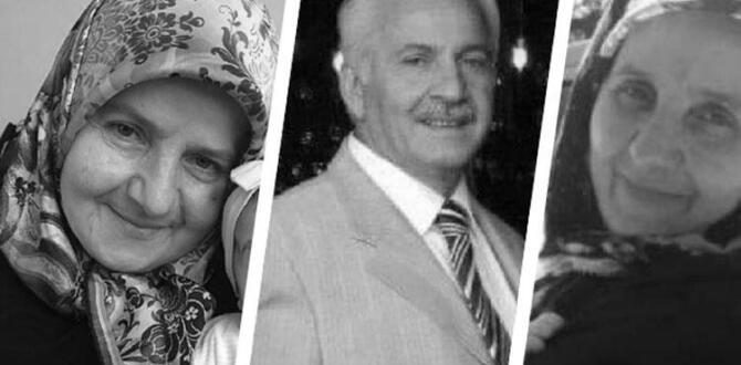 3 kardeş 54 günde koronavirüsten öldü