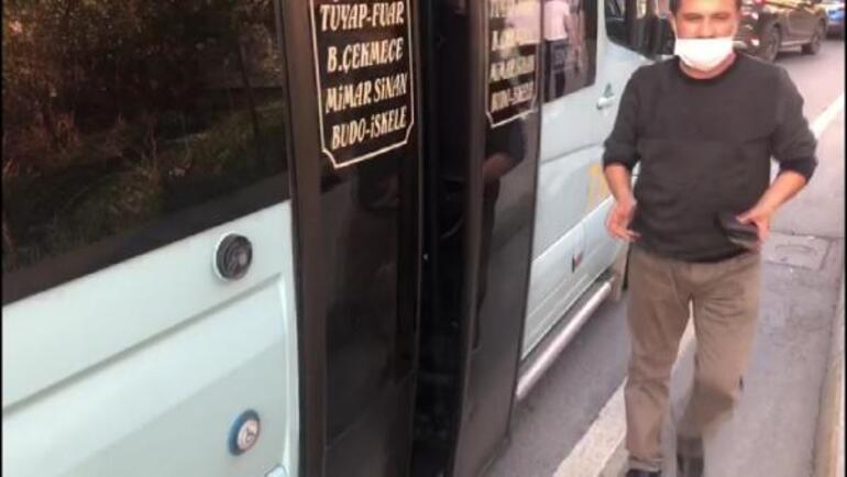 Son dakika haberleri... Ayakta 22 yolcu taşıyan şoförün polise söylediği pes dedirtti