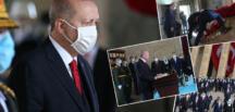 Devletin zirvesi Anıtkabir'de… İşte Cumhurbaşkanı Erdoğan'ın mesajı
