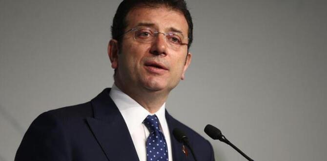 Ekrem İmamoğlu'nun koronadan 2 gün önce apandisiti alınmış