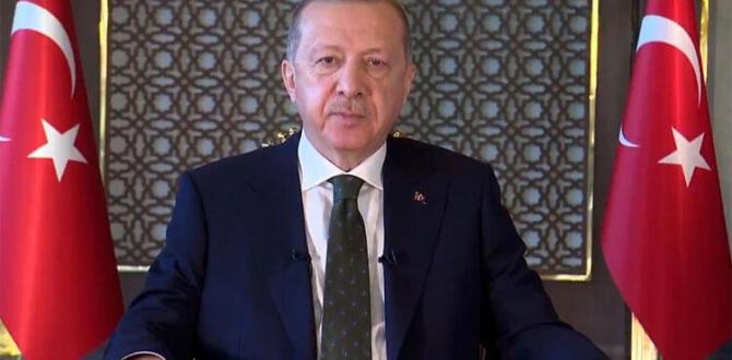 Erdoğan'dan '29 Ekim' mesajı
