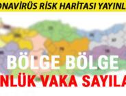 Son dakika haberi: Koronavirüs günlük vaka tablosu 29 Ekim: İstanbul'da hasta sayısı arttı.. İşte il il Türkiye koronavirüs vaka sayıları ve risk haritası