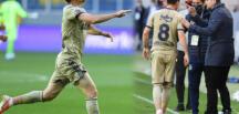 Son Dakika Haberi | Gençlerbirliği-Fenerbahçe maçında olay oldu! Golü atınca Mert Hakan Yandaş…