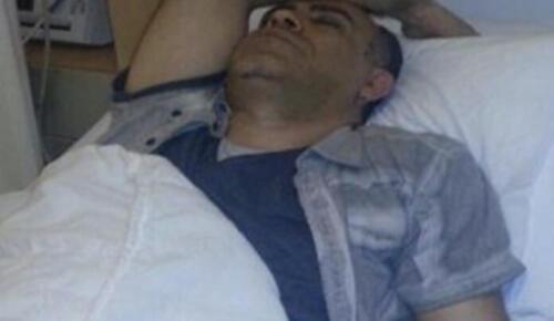 Hayranları Haluk Levent'i Hastanrde Yalnız Bırakmadı