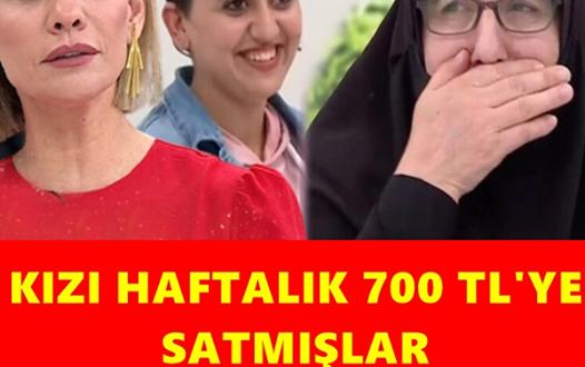Rezaleti itiraf etti! 'Zeynep'i bana Halil getirdi, Haftalık 700 TL
