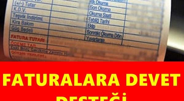 Elektrik faturalarına devlet desteği! Ayda 118 lira ödeniyor